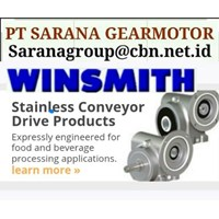PT SARANA WINSMITH GEAR REDUCER GEARBOX gear motor