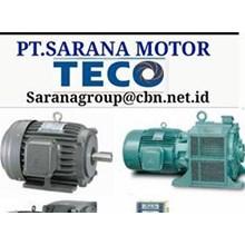 AC INDUCTION agent TECO ELECTRIC AC MOTORS GEAR MOTOR MOTOR PT SARANA