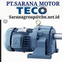 Jakarta PT SARANA TECO ELECTRIC AC MOTORS GEAR MOTOR