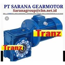 NMRV PT SARANA GEAR MOTOR TRANZ WORM GEAR MOTOR NM