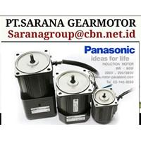 PT SARANA GEAR MOTOR PANASONIC COMPAC AC GEARED MO