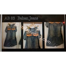 Baju Jeans 2 Tali Ab 109 Korea