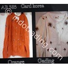 Baju Atasan Wanita Korea Ab 385