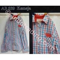 Kemeja Fashion Wanita Korea Ab 639