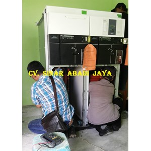Service Panel Cubicle By  Cv. Sinar Abadi Jaya