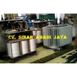 Service Trafo By  Cv. Sinar Abadi Jaya