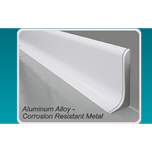 Radilum Plint Lantai Aluminum Atau Hospital Plint