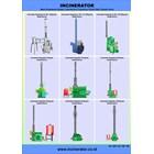 Sell Hospital Waste Burners Machine-Incinerator