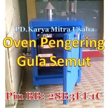 Mesin Pengering Gula Semut Oven Pengering Gula Semut