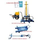 HYDRAULIC CONE PENETROMETER Sondir Hydraulic Capacity 5 tons