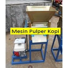 Mesin Pengupas Kopi Basah Test Report Pulper Kopi