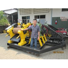 Mesin Giling Karet Mesin Crumb Rubber Creeper Crumb Rubber Machine
