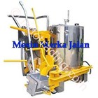 Way Applicator Machine Marka Marka Marka Street Machine Preheater Machine