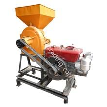 Mesin Disk Mill Mesin Penepung Mesin Pembuat Tepung