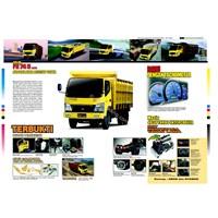 Mitsubishi Truck Fe74s