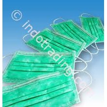 Masker 3 Ply Disposable