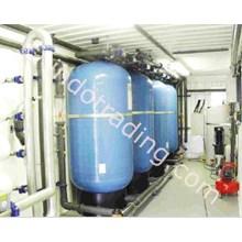 Seawater Tanaman Desalinasi Ro Dengan Sand Filter