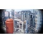 Sistem Filter Air Reverse Osmosis Skala Menengah
