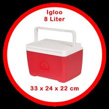 Dingin Igloo Box 8 Liter