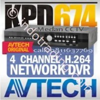 Sell Avtech 4C 674Zb Dvr New