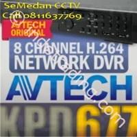 Sell Avtech Kpd-677 Dvr 8 Channel Online