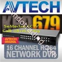 Jual Avtech Kpd-679 Dvr 16 Channel Online