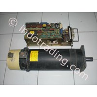 Jual Motor & Servo Merk Fanuc Axis X Y Z