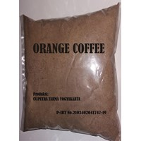 orange coffee