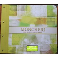 Jual wallpaper MONCHERY