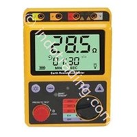 Jual Earth Resistance Meter Digital Merk Smart Sensor Tipe Ar4105b