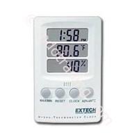 Jual Hygro Jam Termometer Merk Extech Tipe 445702