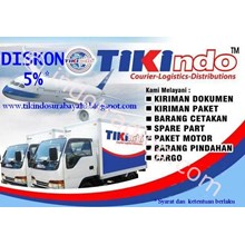 Tikindo Delivery Services Using Economical Service