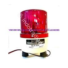 Lampu Rotary 12Volt 4 Inch