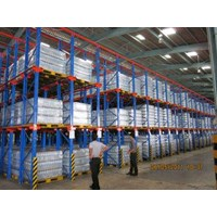 AGENT RACK PALLET READY STOCK