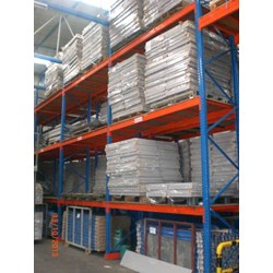 WAREHOUSE PALLET RACK READY STOCK AND CHEAP