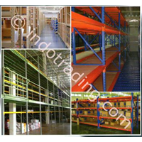 JUAL RACK PALLET READY STOCK