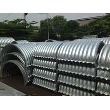 Steel Culvert Pipe Brand Armco