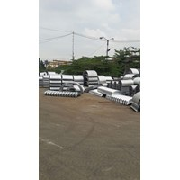 Jual Corrugated Steel Pipe atau Pipa Baja Gorong Gorong Bergelombang
