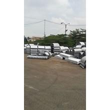 Corrugated Steel Pipe atau Pipa Baja Gorong Gorong