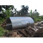 Corrugated Steel Pipe Multi Plate Pipe Arches 1