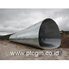 Corrugated Steel Pipe Multi Plate Pipe Arches 8