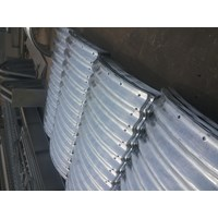 Sell Corrugated Steel Pipe Multi Plate Pipe Arches 2DA