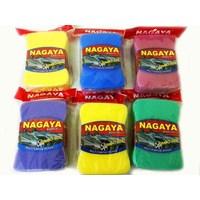 Jual Spon Cuci Nagaya Jumbo 5 Warna