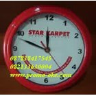Sell Promotional wall clock Red