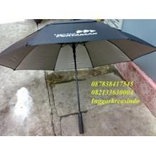 Umbrella golf stacking order fiber automatic black