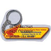 Jual Gantungan kunci ruber promosi 02