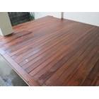 Wooden Floor Decking Areas