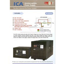 Ups Brand Ica Type Pn