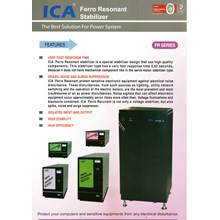 Stabilizer Ferro Resonant Ica