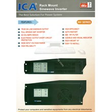 Inverter Rack Mount Sinewave Brand Ica
